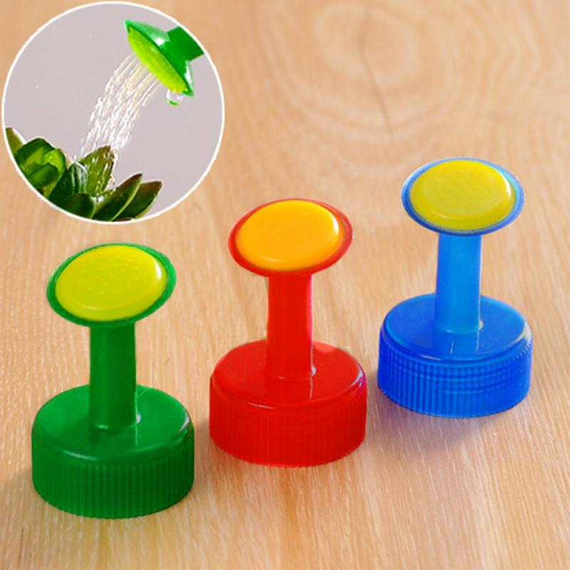 New 5pcs Gardening Plant Watering Attachment For Soft Drink Bottle Top Waterers Garden Seedlings Watering #20