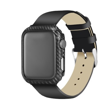 Frame Carbon Case for Apple Watch 5