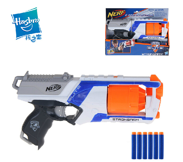 nerf strongarm  Origional Nerf N Strike Elite Strongarm Blaster toy gun-in Toy Guns ...