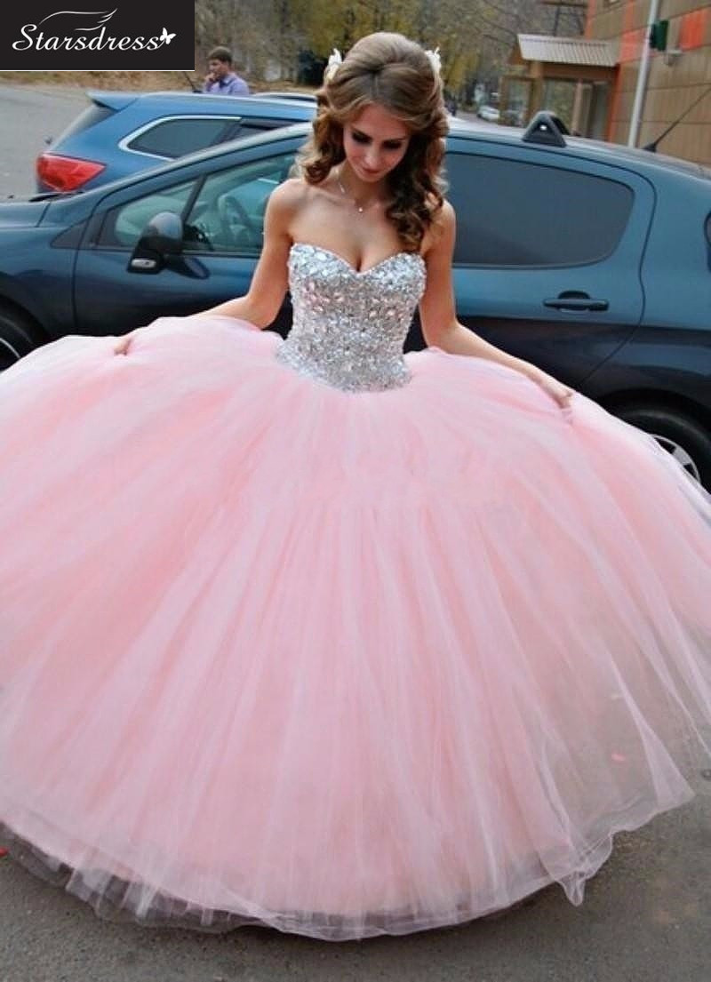 Popular Pink Silver Quinceanera Dresses-Buy Cheap Pink Silver ...