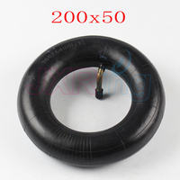 Free Shipping 200x50 8 X2 Inner Tube For Gas Pocket Bike Electric Scooter Part