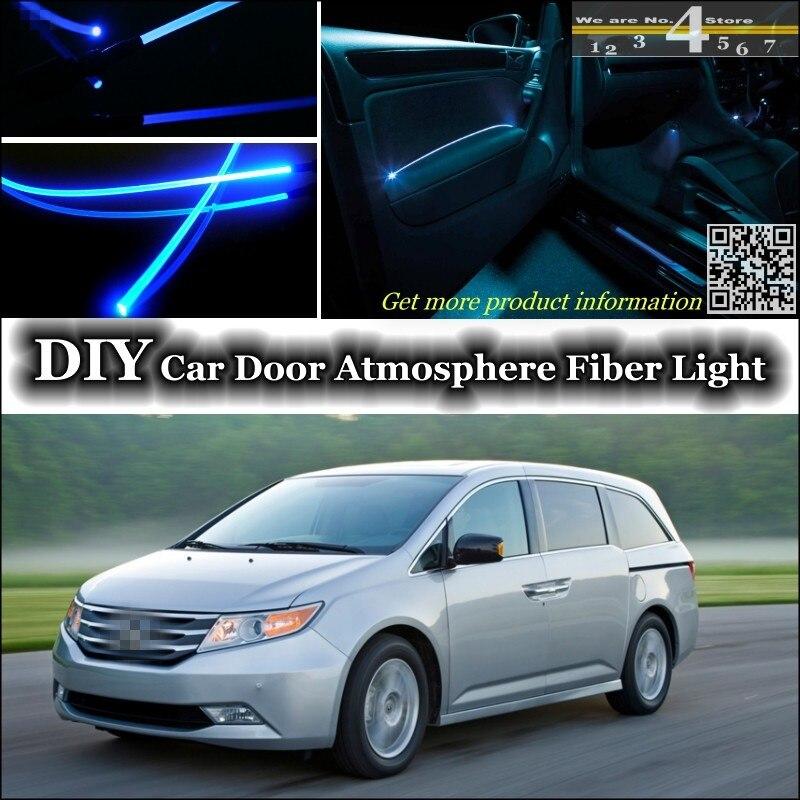 Для Honda для Odyssey lagreat интерьер окружающего света настройки атмосферу Волокно опт ...