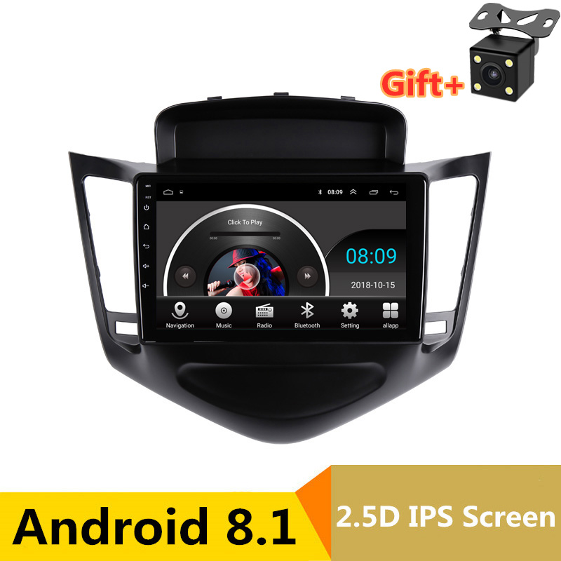 9 inch Android Car DVD Player GPS for Chevrolet Cruze 2008 2009 2010 2011 2012 audio car radio stereo navigator with bluetooth9 inch Android Car DVD Player GPS for Chevrolet Cruze 2008 2009 2010 2011 2012 audio car radio stereo navigator with bluetooth