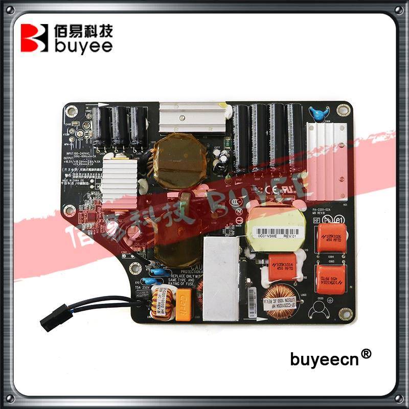 Genuine 24 A1267 Power Board For iMac 24 Inch A1267 Power Supply Without Cable 212W PA-2201-02A 661-4821 Replacement настольная лампа mantra декоративная akira 0789