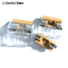 10pcs/lot 5*20mm 5x20mm fuse holder with transparent cover I