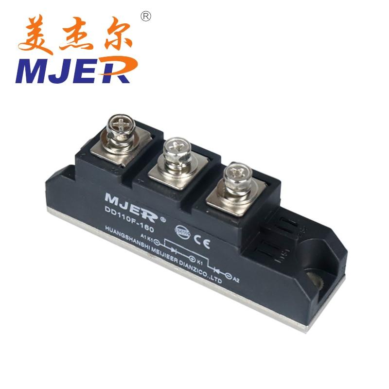 Mjer DD110F-160 диодный модуль DD110F160 DD110F мостовой выпрямительный модуль