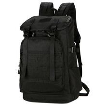 купить Large Capacity Military Tactics Assault Bags Molle Army Bag Waterproof Men Backpack Rucksack for Hike Travel Backpacks онлайн