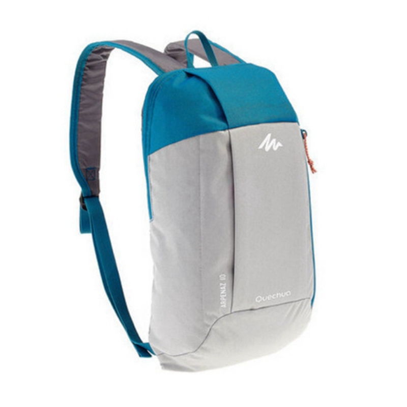 10L Nylon Mini Backpack Women Lightweight Bag School Patchwork Letter Printing Backpacks Female Waterproof Travel Rucksack