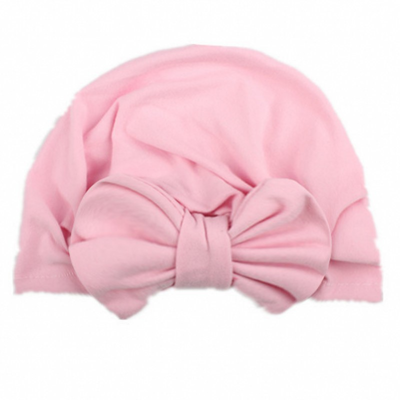 Baby bow tie knot hats India children hat Bows Newborn cap Baby Knotted  caps Newborn Infant caps baby shower gift on Aliexpress.com  95c4ec1e8ba