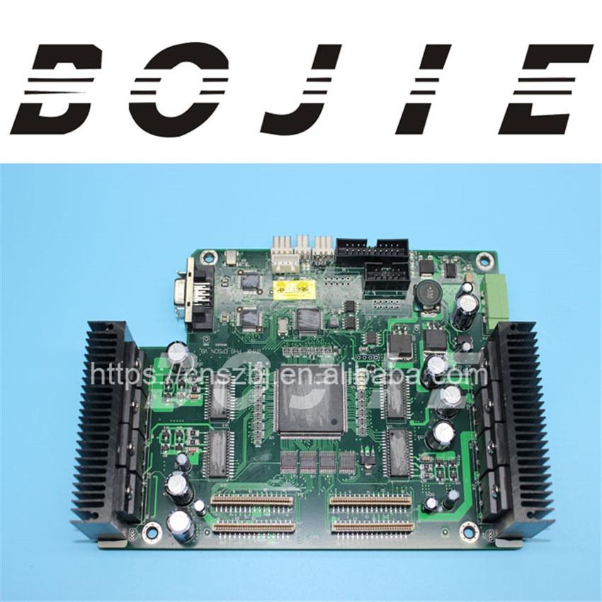 Inkjet printer PCB board Xuli dx5 print head board flora printer servo pcb board