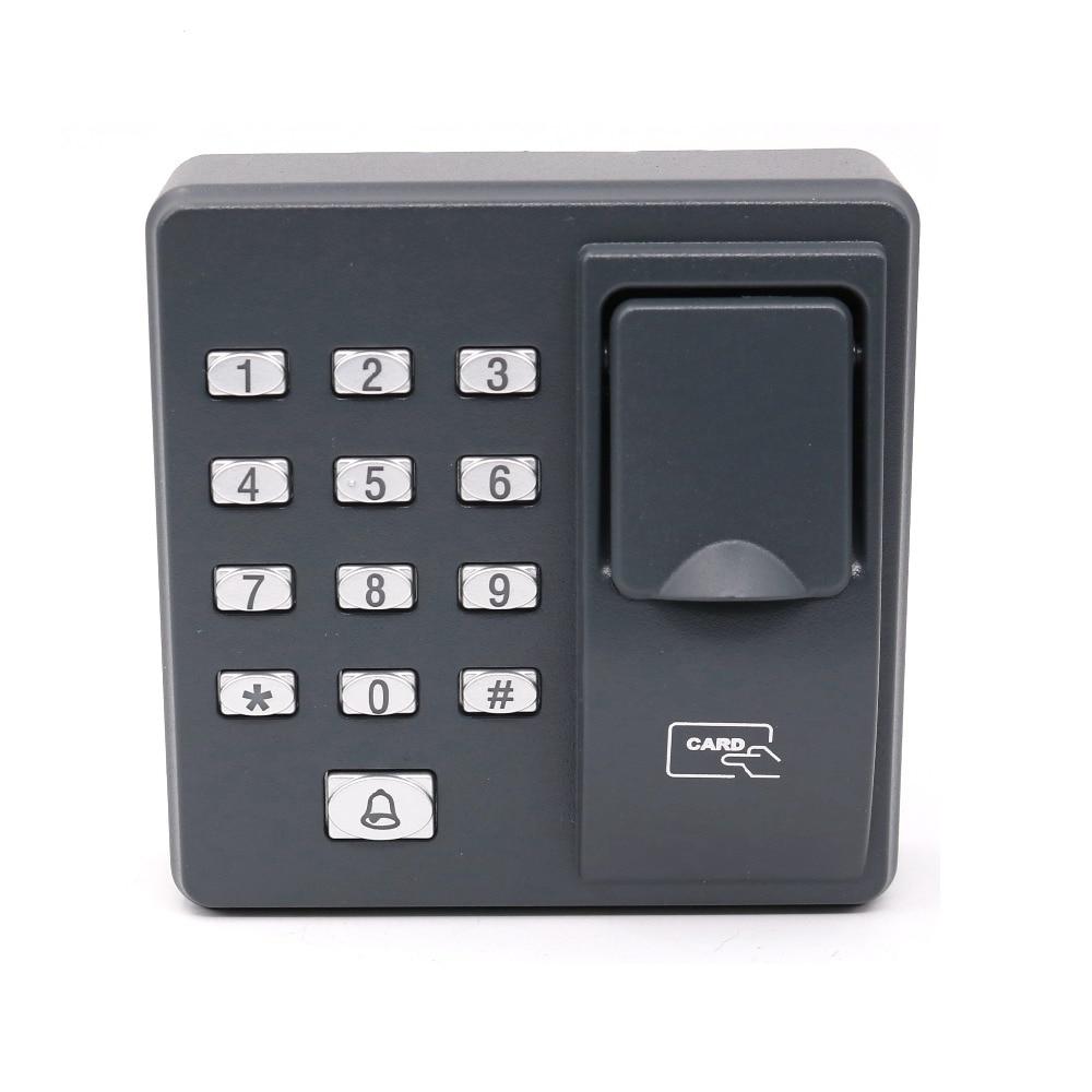 RFID 125 KHz BIO huella EM4100 EM tarjeta de Control de acceso independiente Contorl + 10 piezas de tarjeta de identificación XGODY 4G teléfono móvil K20 Pro 2GB 16GB teléfono inteligente 5,5