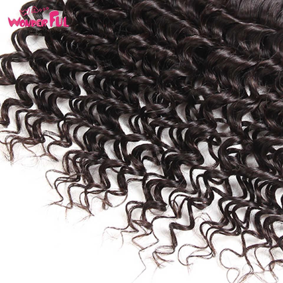 Бразильские Remy глубокая волна объемные человеческие волосы для плетения 1 пучок Бесплатная доставка 10 до 30 дюймов Натуральные Цветные наращивания волос