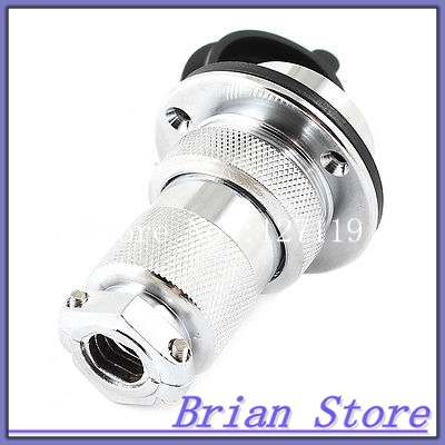 Electric Cable Aviation Pannel Connector Plug Adapter 3P 3 Pin AC 250V 23A electric cable aviation 4p 25mm pannel connector plug adapter ac 250v 7a