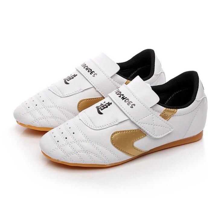 Chaussures Taekwondo chaussures taekwondo pour enfants adultes hommes et femmes chaussures LULI2 Tai Chi chaussures d'arts martiaux d'entraînement