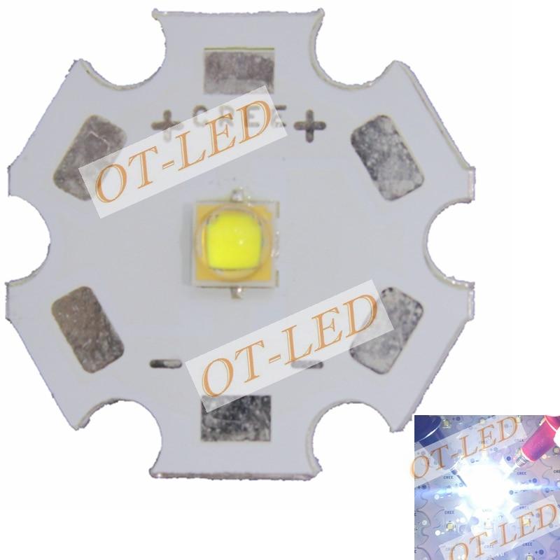 10PCS LG3535 5W led  Cold White 6000-6500K Warm White 3000-3200K 1-3W-5W LED with 20mm Star PCB instead of CREE XPG2 XP-G LED lg mb65w95gih white свч печь с грилем
