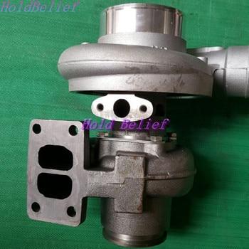 Motore turbocompressore Misura Per Escavatore Komatsu PC220 S6D102 & Engine 6BT/6BTA