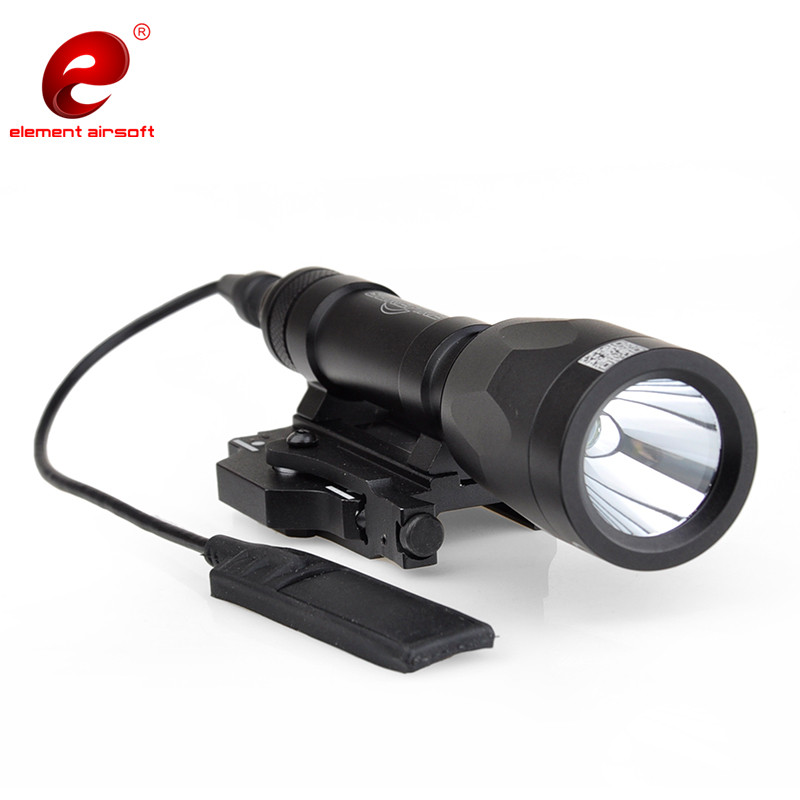 Image 4 - Airsoft Element Softair SF M620P Scout Light LED Surefir Weapon light Night Evolution Weapon Flashlight handheld Spotlight EX363-in Weapon Lights from Sports & Entertainment