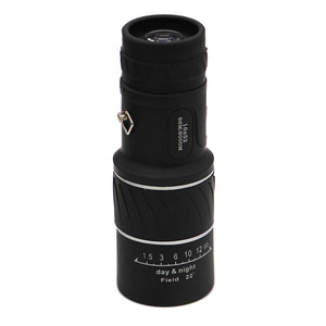 Image 5 - HD 16x52 Dual Focus Zoom Optical Night and Day Vision Monocular single Telescope Mini Portable Military Zoom Travel Hunting 5.29