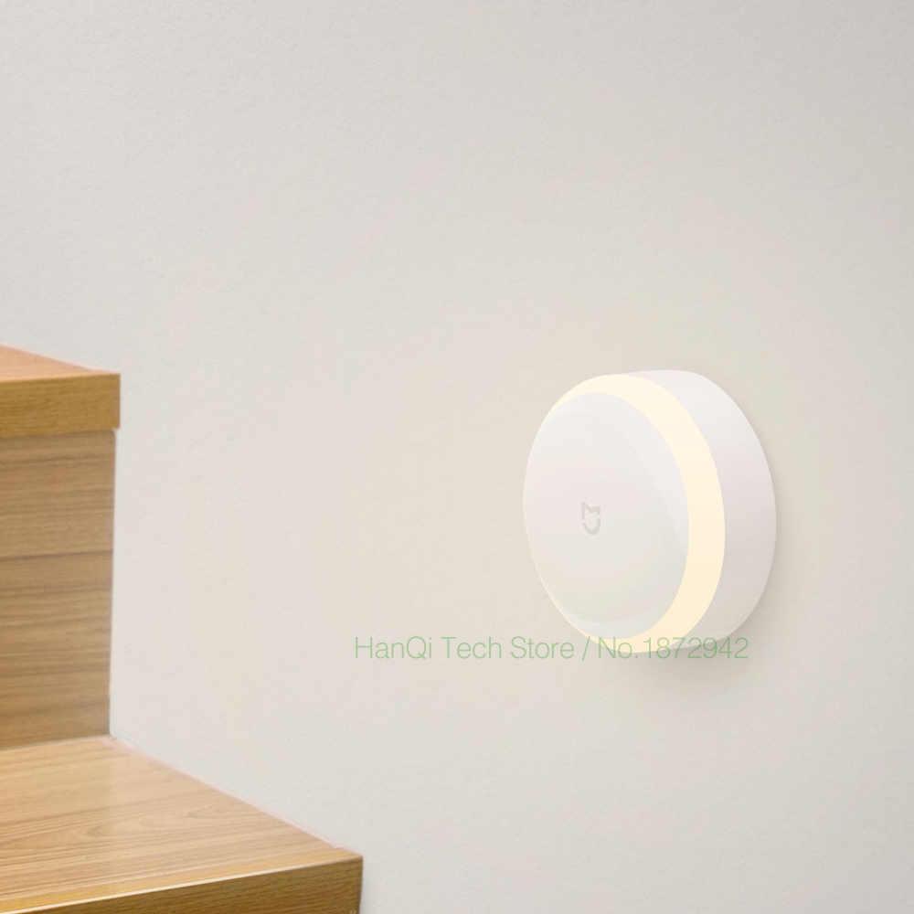 Asli Xiaomi Mi Jia LED Koridor Malam Cahaya Inframerah Remote Control Tubuh Manusia MOTION SENSOR untuk Xiaomi Mi Home Smart rumah