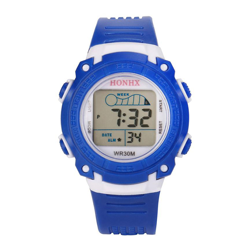 Watches Aggressive Skmei New Kids Watches Sports Style Waterproof Wristwatch Alarm Clock Luminous Digital Watches Relogio Children Watch