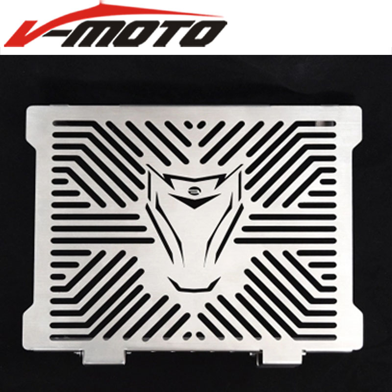 NEW Motorcycle Radiator Side Guard Grill Grille Cover Protector For CFMOTO <font><b>NK400</b></font> NK650 image