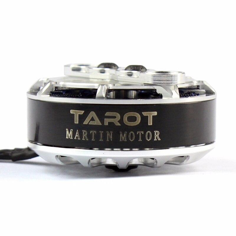 Tarot RC Quadcopter Moteur 4008 Martin RC Brushess Moteur pour Quadcopter Multicopter Drone 1865 Hélices 650 Renommée FPV
