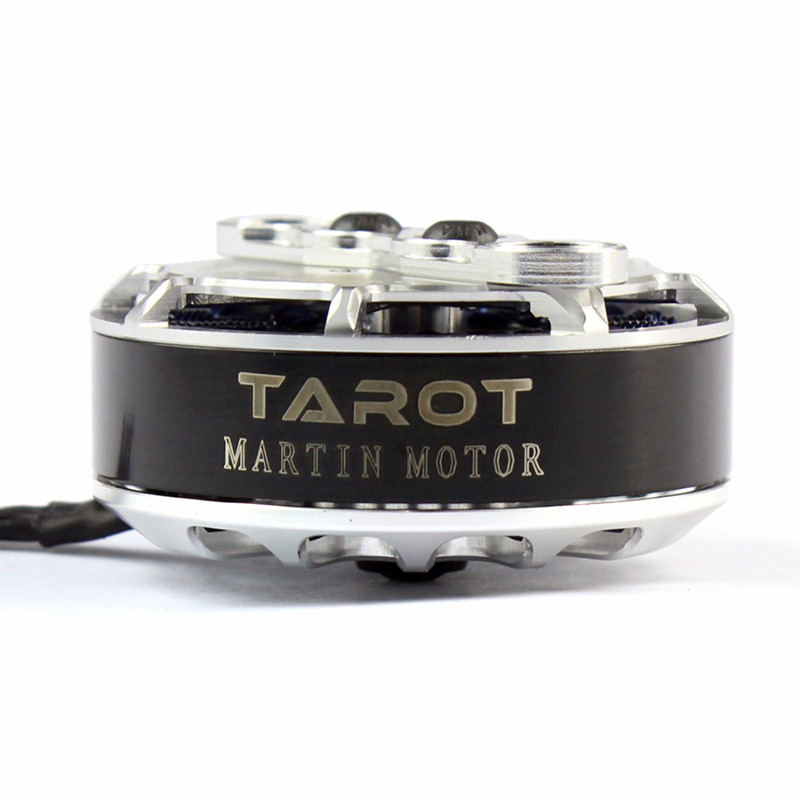 Tarot RC Quadcopter Motor 4008 Martin RC Brushess Motor for Quadcopter Multicopter Drone 1865 Propellers 650 Fame FPV