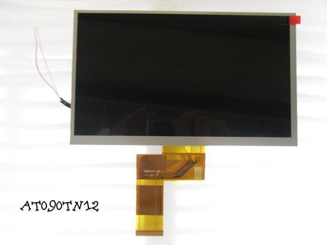 ФОТО 9 lcd screen led a at090tn12 car dvd qau 1