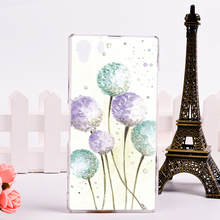 Phone Cases with Flowers for Sony Xperia