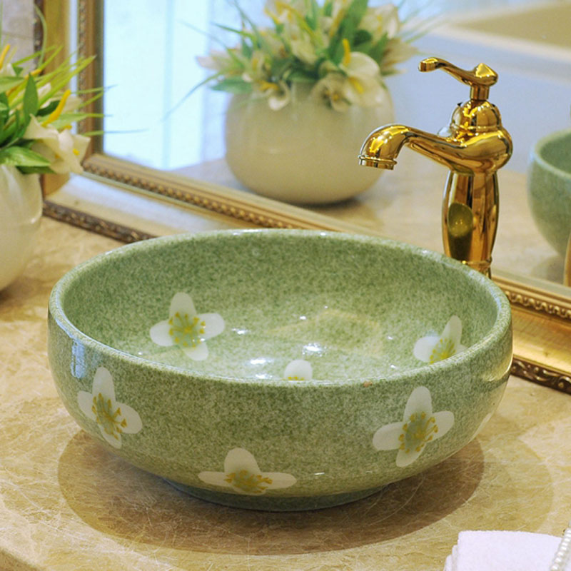 China factory direct wholesale bathroom cheap price good quality countertop basin цена