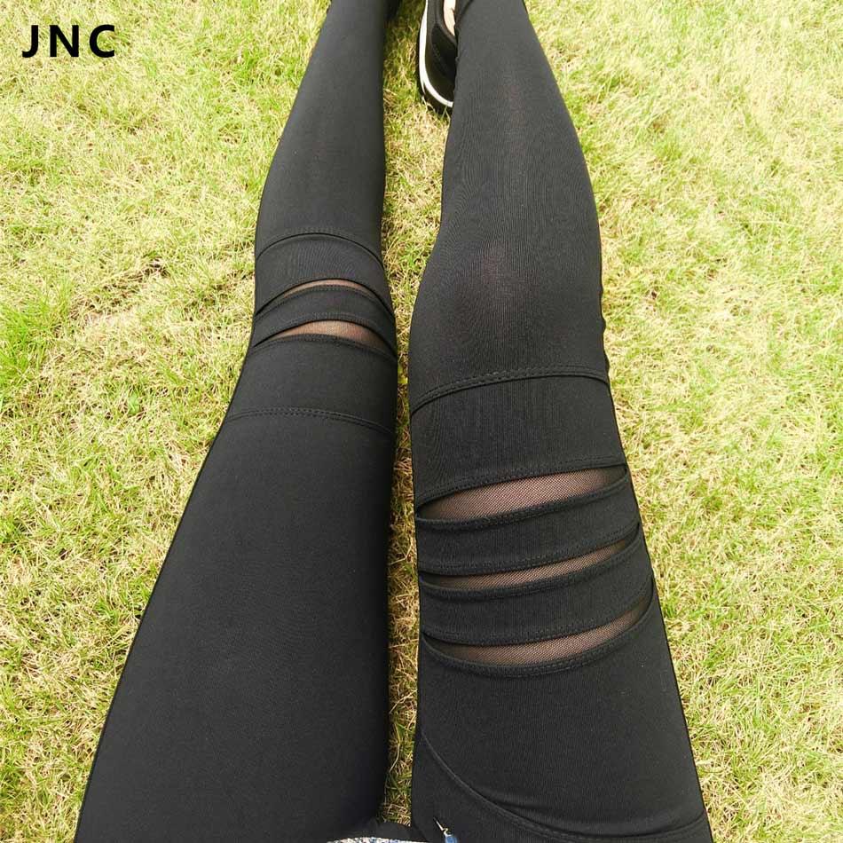 hight quality hide black mesh yoga pants womens tights running