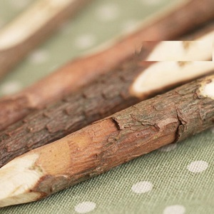 Image 4 - 40PCS/Lot  Vintage handmade wooden Environmental ballpoint pen twig ball pen wedding pen school office supplies