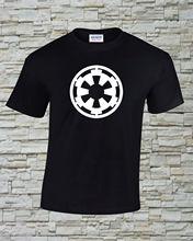 Galactic Empire Star Wars Printed T-Shirt Size, Print and Color Choice Free shipping Harajuku Tops Fashion Classic Unique