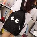 Лето простой свежий дизайн шелк оксфорд рюкзак девушки мода досуг сумка студенческая школа книга сумка небольшая дорожная сумка