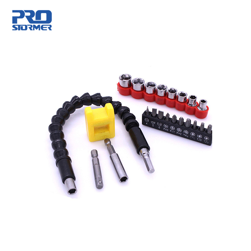 Official Website 1 Pc 290mm Flexible Shaft Bits Extention Screwdriver Bit Holder Connect Link For Electronics Drill P0.2 2019 Official Power Tool Accessories Tools