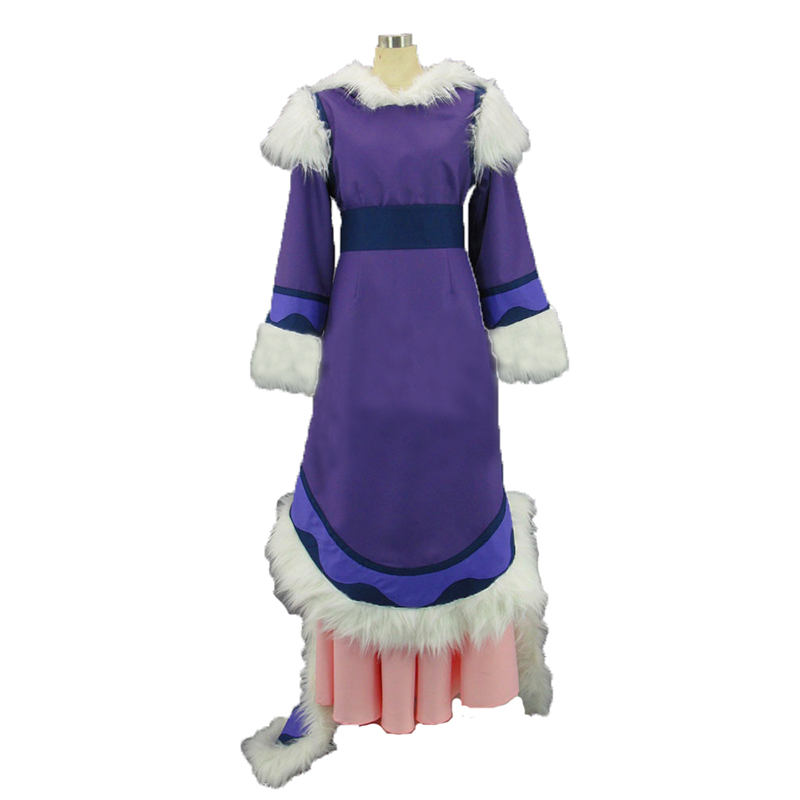 Movie Avatar The Last Airbender Yue Cosplay Costume