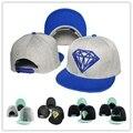 2016 NOVA cap Diamante chapéu do snapback, baratos bonés de beisebol snapbacks Diamante chapéus Basquetebol chapéus para mulheres dos homens cap