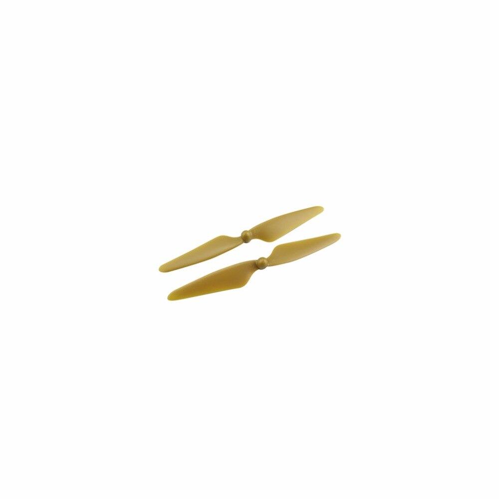 20 шт. для Hubsan H501s H501A H501C H501M H501S W H501S pro MJX B3 ошибки 3 B3H ошибки 3 H модель самолета Drone винтов золото