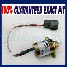 Desligamento de combustível desligado solenóide para yanmar 119233 77932 woodward 1503es 12s5suc12s