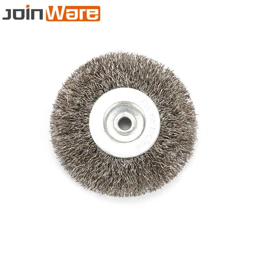 Stainless Steel Wire Wheel Brush 3