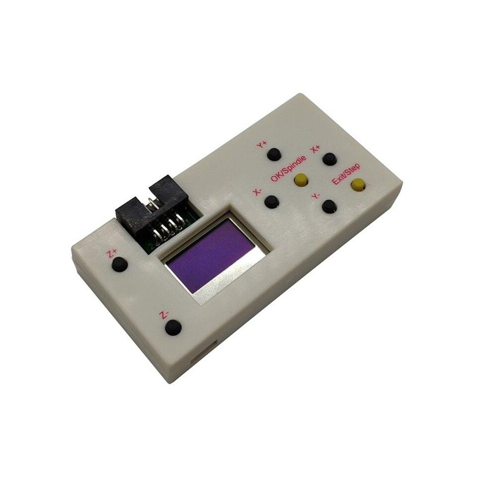 Mini 3 osi płyta sterowania kontroler Offline GRBL kontroler z kartą SD dla CNC 3018 2418 1610 DIY wycinarka laserowa grawer frezarka