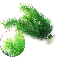 Künstliche Aquarium Pflanzen Dekoration Aquarium Tauch Blume Gras Ornament Dekor Für Aquarium Unterwasser Pflanzen 10-30 cm