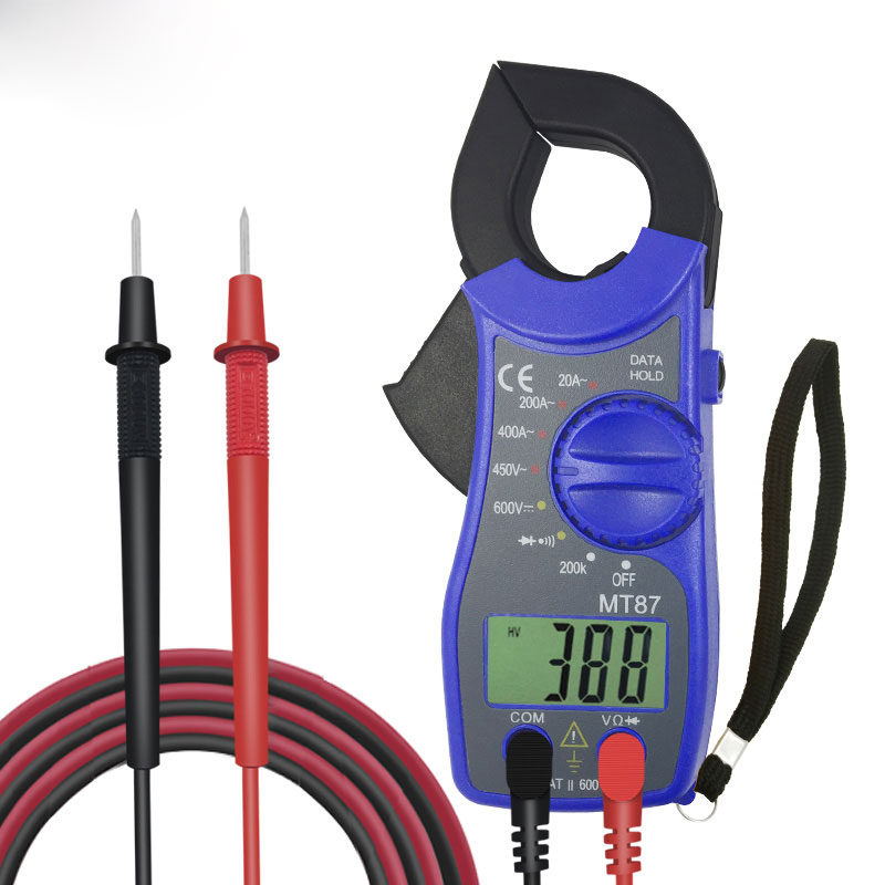 HiDANCE Multimeter Voltage Current Tongs Resistance Tester Electronic Multitestre Medidor Multimetre Tools Digital Clamp Meter atorch electronic multimeter digital clamp meter dc ac voltage current tongs resistance amp ohm tester medidor multimetre tools