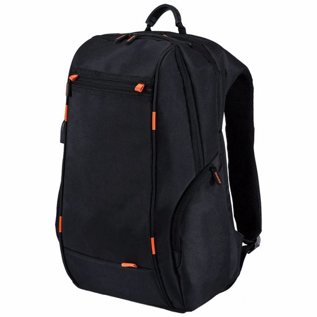 Solar Panel Breathable Casual Backpack
