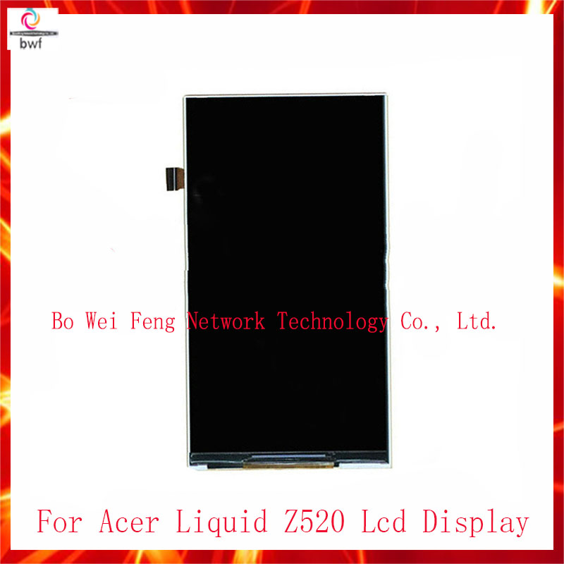 High Quality 5 For Acer Liquid Z520 Lcd Display Screen Free Shipping+Tracking Code high quality 5 5 for acer liquid z630