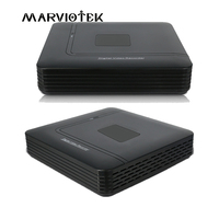 Mini HD 4Ch AHD DVR 1080N 720P Recording Or 960H (Analog) CCTV DVR Video CCTV 4 Channel AHD Digital Video Recorder HDMI Output