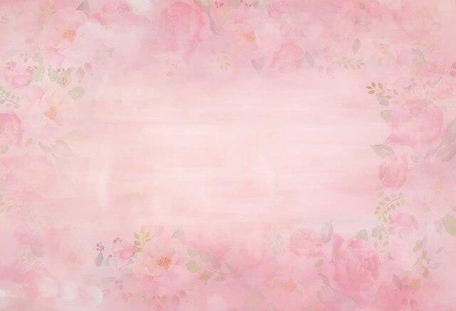 26+ Floral Pink Background