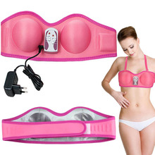 Breast enlargement Health care beauty enhancer Grow Bigger Magic Vibrating massage bra breast head massager vibrators
