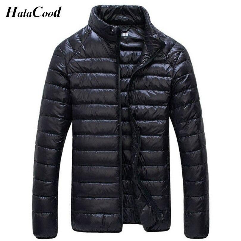 Горячее предложение Повседневное бренд WRAM утка Подпушка куртка Для мужчин осень-зима теплое пальто Для Мужчин's Сверхлегкий утка Подпушка куртка мужской ветрозащитный парка
