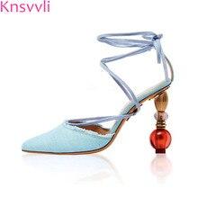 туфли обувь пикантная Knsvvli